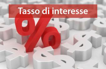 tasso di interesse
